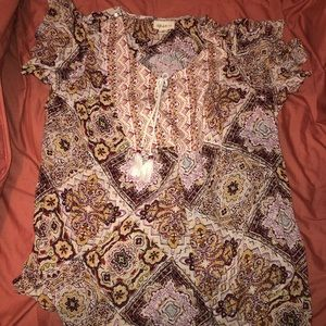 Style and co shirt